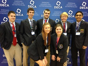 ICDC students who competed
