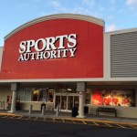 Sports Authority on Main Street in Bridgeport is scheduled to close down as the company has declared bankruptcy.